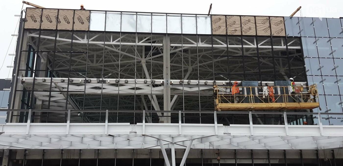 Запорожский аэропорт возьмет кредит на строительство терминала и прогнозирует увеличение пассажиропотока до одного миллиона, — ФОТОРЕПОРТАЖ, фото-3