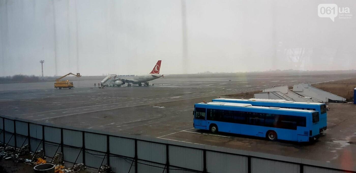 Запорожский аэропорт возьмет кредит на строительство терминала и прогнозирует увеличение пассажиропотока до одного миллиона, — ФОТОРЕПОРТАЖ, фото-30