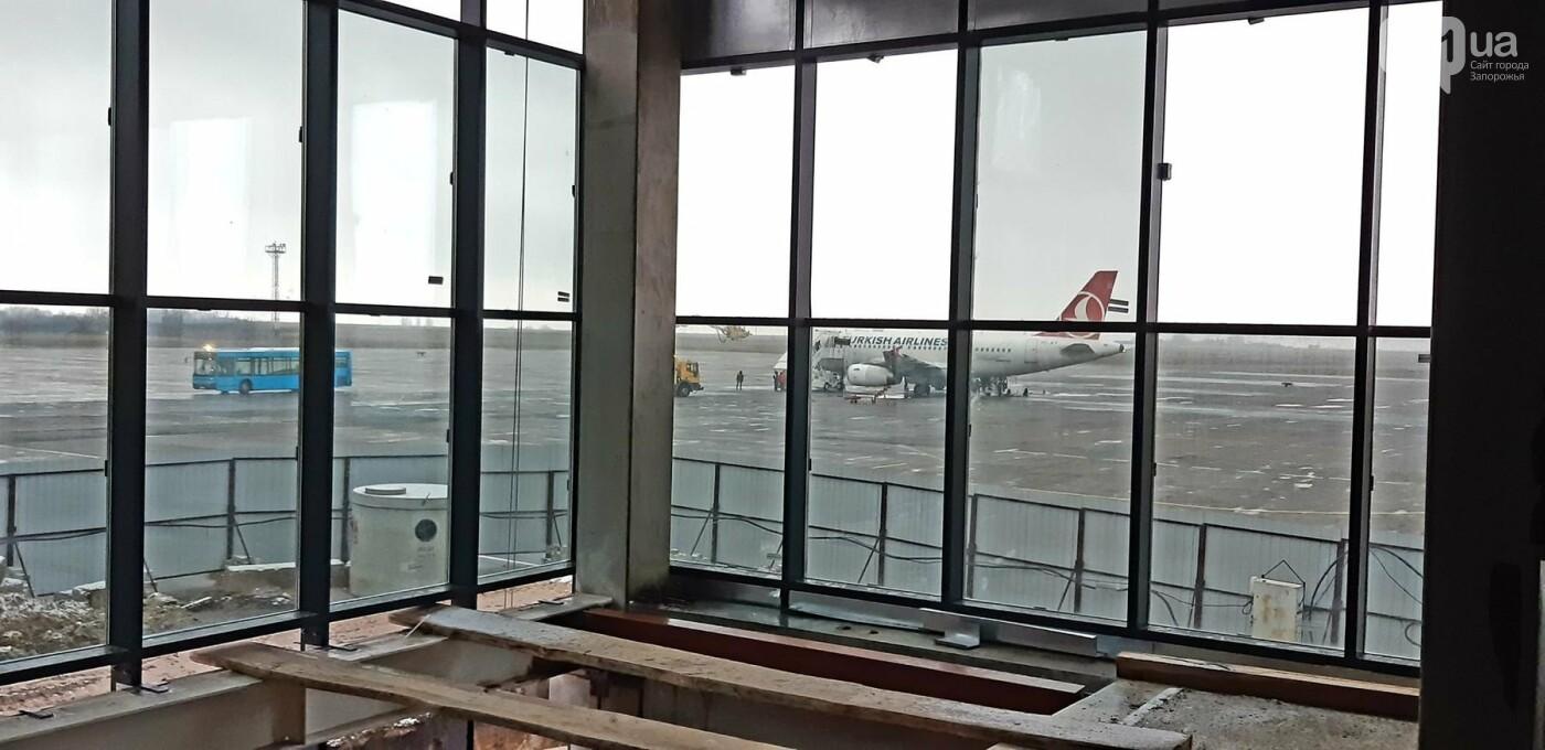 Запорожский аэропорт возьмет кредит на строительство терминала и прогнозирует увеличение пассажиропотока до одного миллиона, — ФОТОРЕПОРТАЖ, фото-29