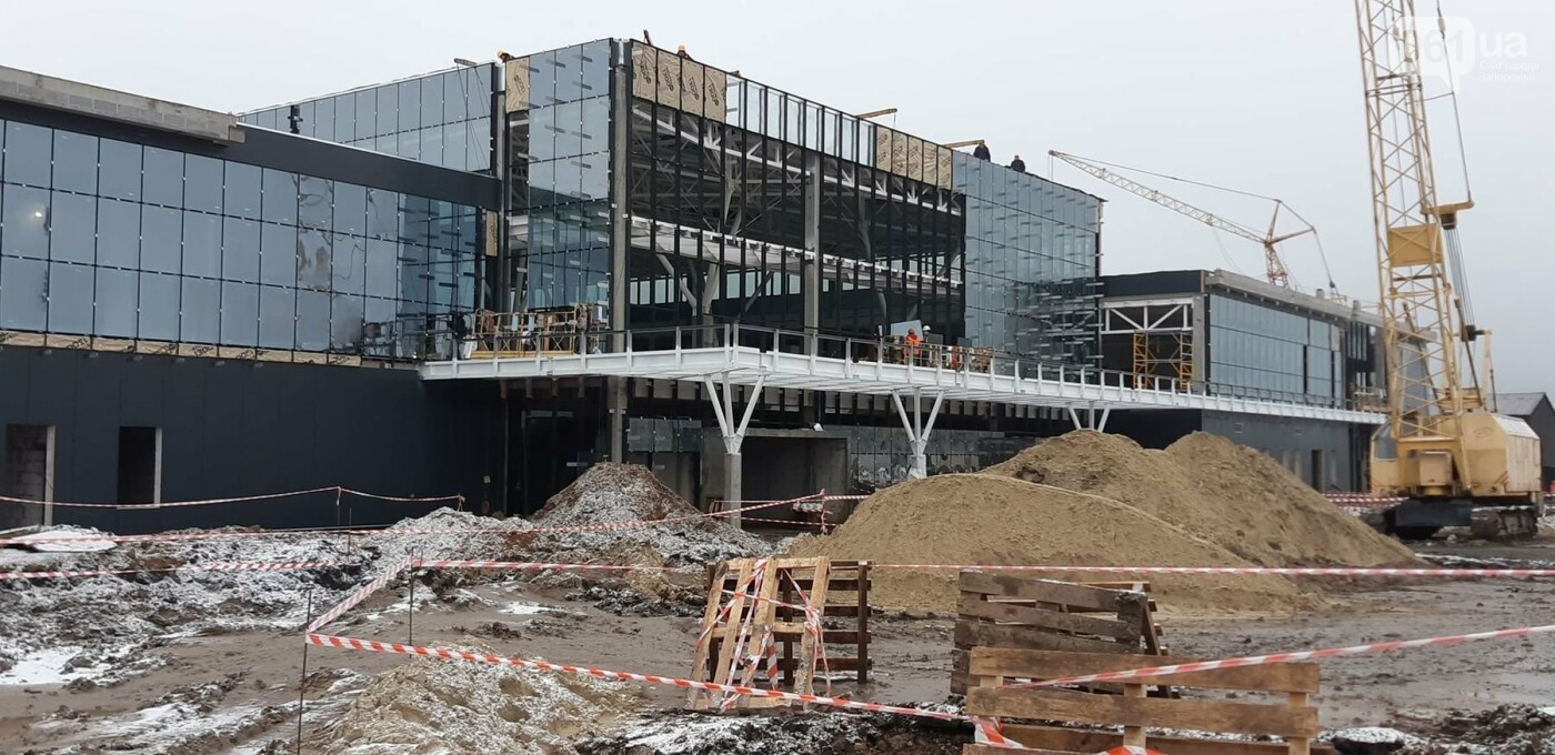 Запорожский аэропорт возьмет кредит на строительство терминала и прогнозирует увеличение пассажиропотока до одного миллиона, — ФОТОРЕПОРТАЖ, фото-2