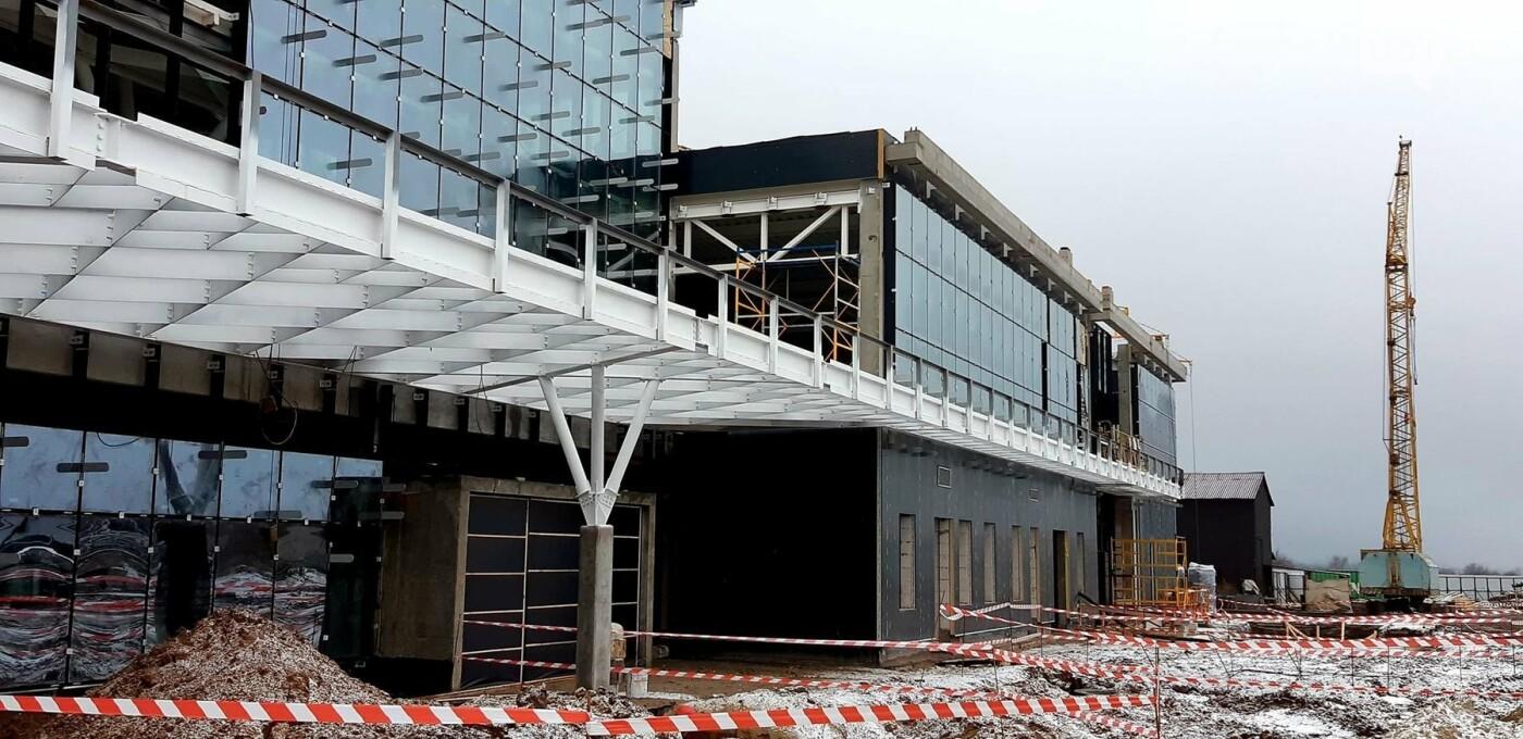 Запорожский аэропорт возьмет кредит на строительство терминала и прогнозирует увеличение пассажиропотока до одного миллиона, — ФОТОРЕПОРТАЖ, фото-1