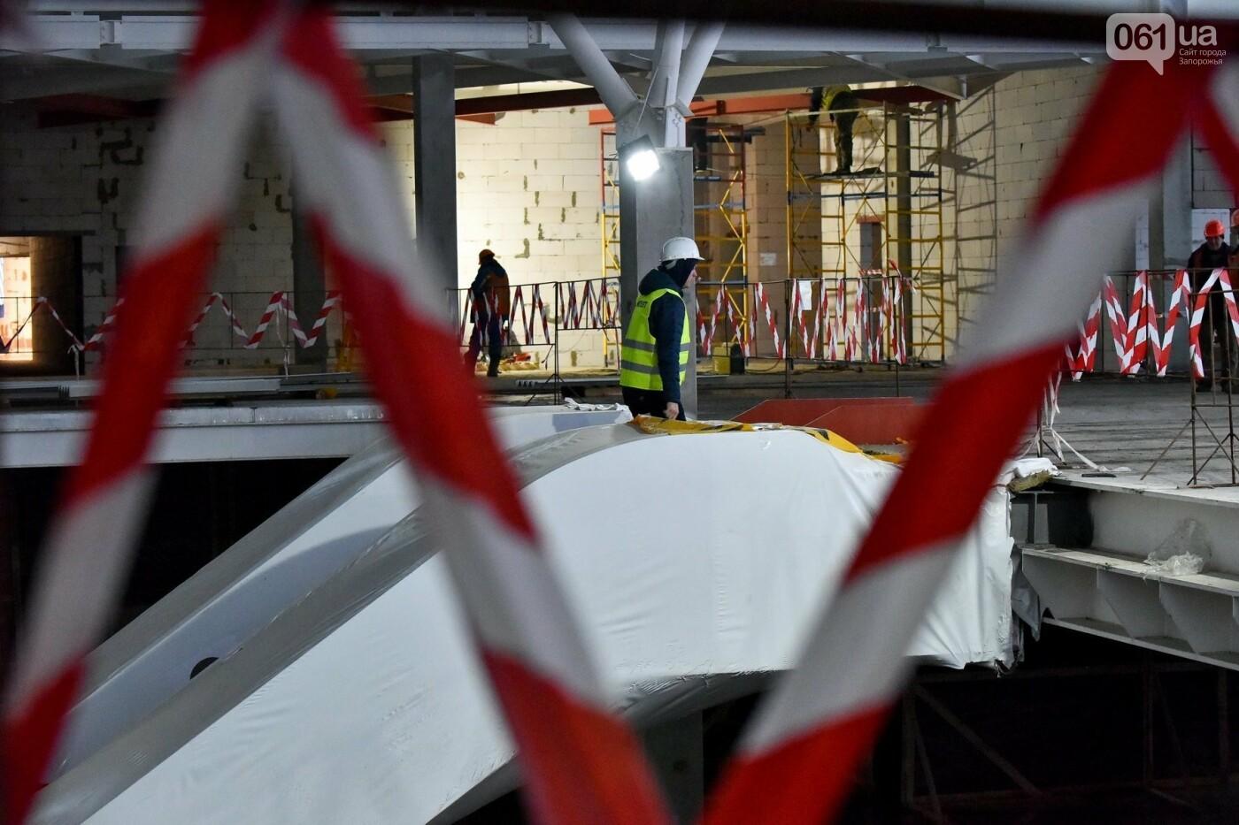 Запорожский аэропорт возьмет кредит на строительство терминала и прогнозирует увеличение пассажиропотока до одного миллиона, — ФОТОРЕПОРТАЖ, фото-8