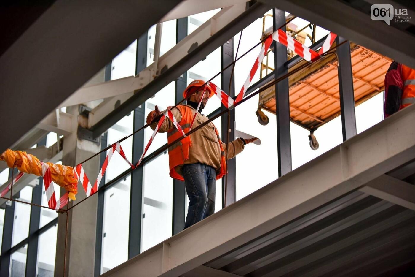 Запорожский аэропорт возьмет кредит на строительство терминала и прогнозирует увеличение пассажиропотока до одного миллиона, — ФОТОРЕПОРТАЖ, фото-9