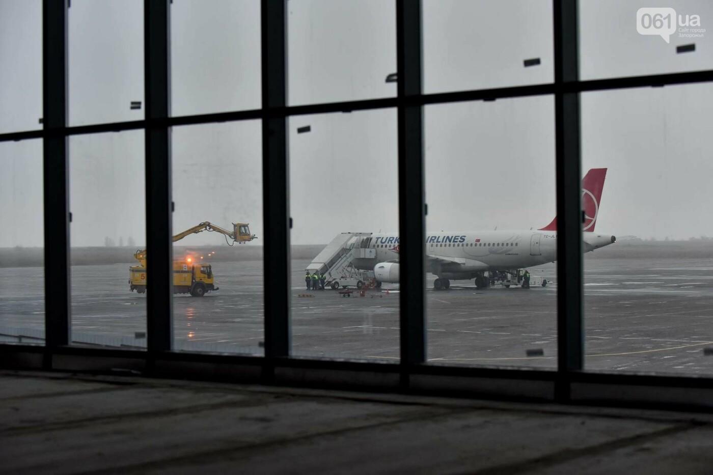 Запорожский аэропорт возьмет кредит на строительство терминала и прогнозирует увеличение пассажиропотока до одного миллиона, — ФОТОРЕПОРТАЖ, фото-10