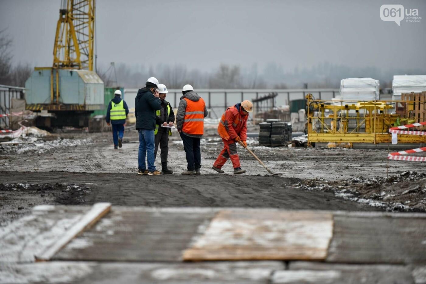 Запорожский аэропорт возьмет кредит на строительство терминала и прогнозирует увеличение пассажиропотока до одного миллиона, — ФОТОРЕПОРТАЖ, фото-17