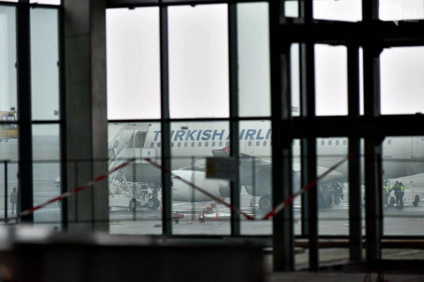 Запорожский аэропорт возьмет кредит на строительство терминала и прогнозирует увеличение пассажиропотока до одного миллиона, — ФОТОРЕПОРТАЖ, фото-11