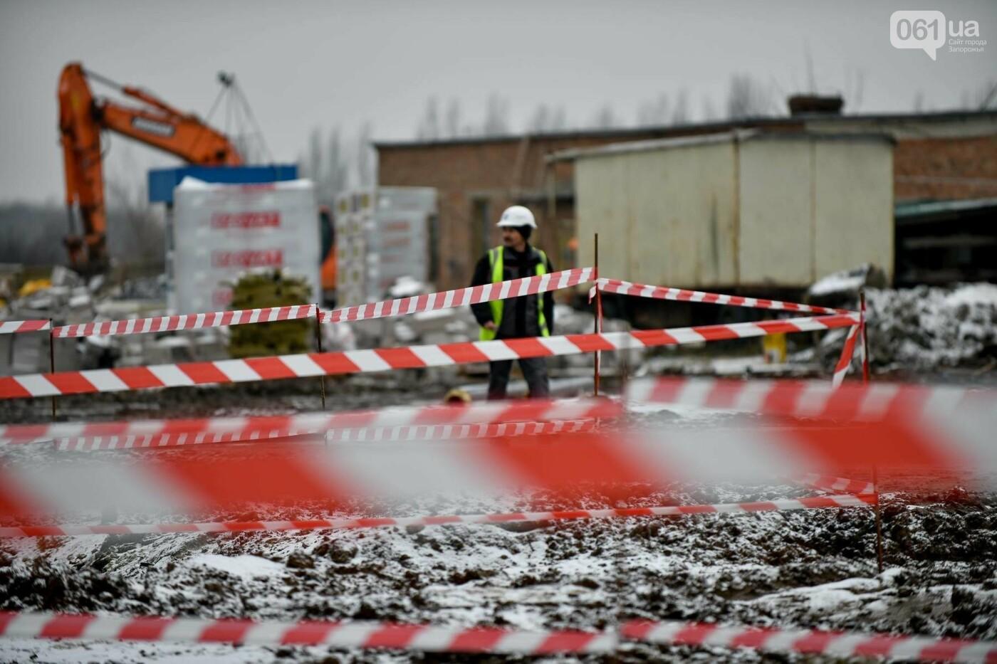Запорожский аэропорт возьмет кредит на строительство терминала и прогнозирует увеличение пассажиропотока до одного миллиона, — ФОТОРЕПОРТАЖ, фото-16