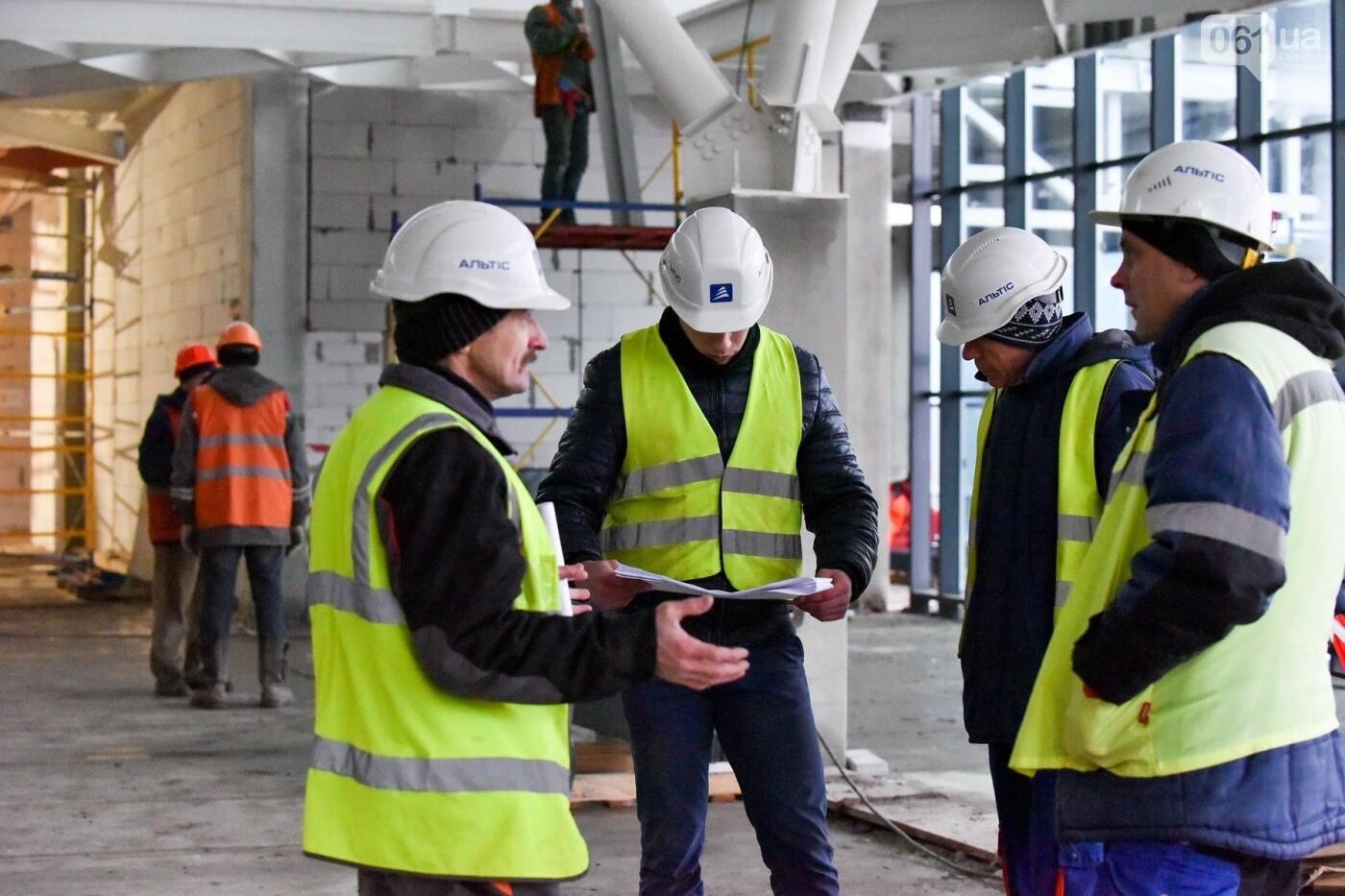 Запорожский аэропорт возьмет кредит на строительство терминала и прогнозирует увеличение пассажиропотока до одного миллиона, — ФОТОРЕПОРТАЖ, фото-20