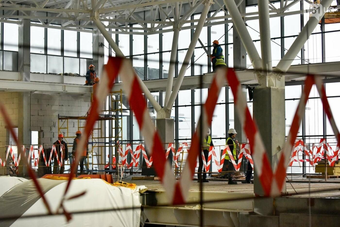 Запорожский аэропорт возьмет кредит на строительство терминала и прогнозирует увеличение пассажиропотока до одного миллиона, — ФОТОРЕПОРТАЖ, фото-13