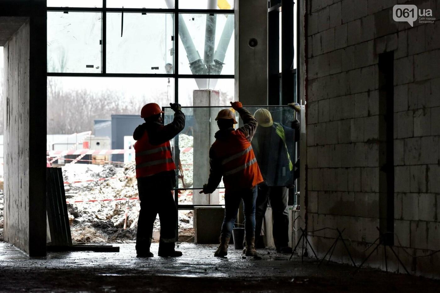 Запорожский аэропорт возьмет кредит на строительство терминала и прогнозирует увеличение пассажиропотока до одного миллиона, — ФОТОРЕПОРТАЖ, фото-14