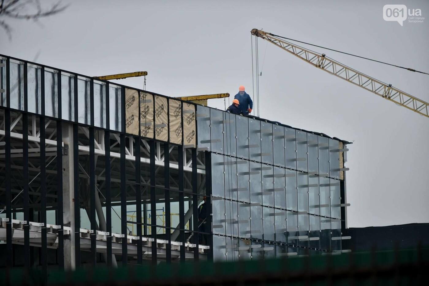 Запорожский аэропорт возьмет кредит на строительство терминала и прогнозирует увеличение пассажиропотока до одного миллиона, — ФОТОРЕПОРТАЖ, фото-15