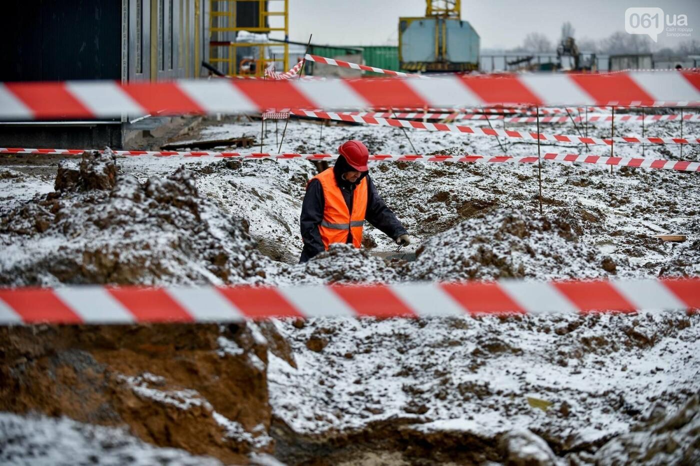 Запорожский аэропорт возьмет кредит на строительство терминала и прогнозирует увеличение пассажиропотока до одного миллиона, — ФОТОРЕПОРТАЖ, фото-18
