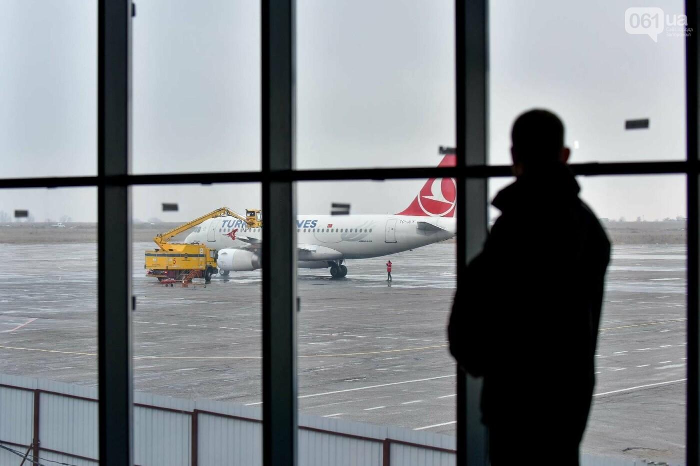 Запорожский аэропорт возьмет кредит на строительство терминала и прогнозирует увеличение пассажиропотока до одного миллиона, — ФОТОРЕПОРТАЖ, фото-6