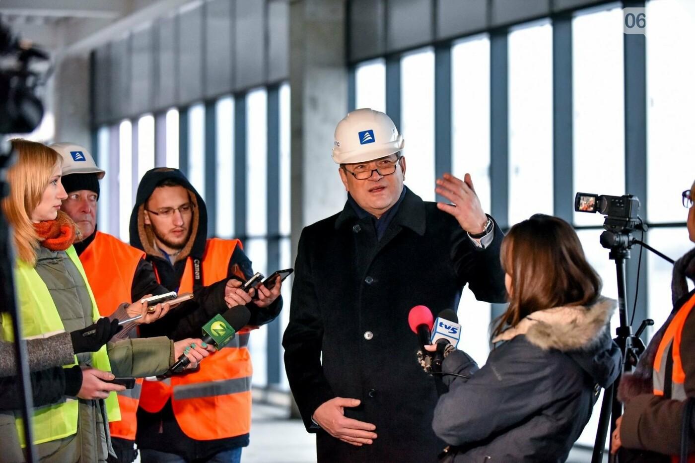 Запорожский аэропорт возьмет кредит на строительство терминала и прогнозирует увеличение пассажиропотока до одного миллиона, — ФОТОРЕПОРТАЖ, фото-19