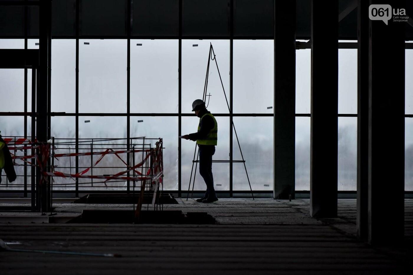 Запорожский аэропорт возьмет кредит на строительство терминала и прогнозирует увеличение пассажиропотока до одного миллиона, — ФОТОРЕПОРТАЖ, фото-21