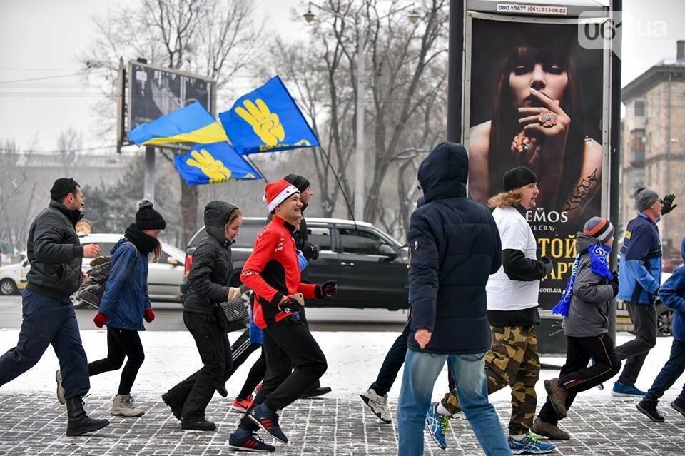 """Около 50 запорожцев приняли участие в """"трезвой пробежке"""", - ФОТОРЕПОРТАЖ, фото-11"""