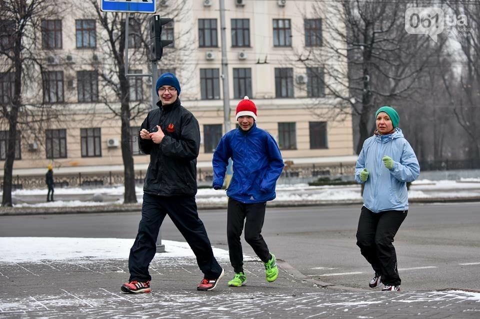 """Около 50 запорожцев приняли участие в """"трезвой пробежке"""", - ФОТОРЕПОРТАЖ, фото-12"""