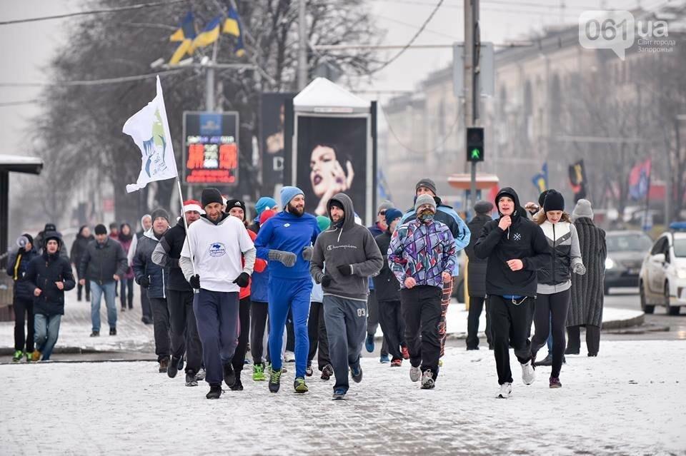 """Около 50 запорожцев приняли участие в """"трезвой пробежке"""", - ФОТОРЕПОРТАЖ, фото-8"""
