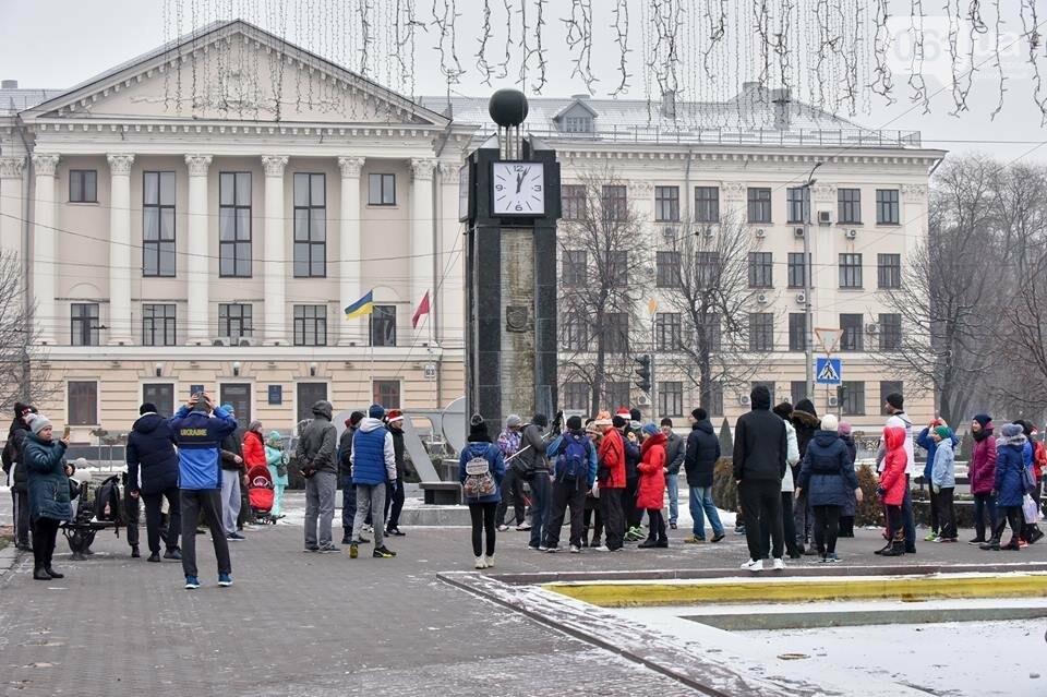 """Около 50 запорожцев приняли участие в """"трезвой пробежке"""", - ФОТОРЕПОРТАЖ, фото-2"""