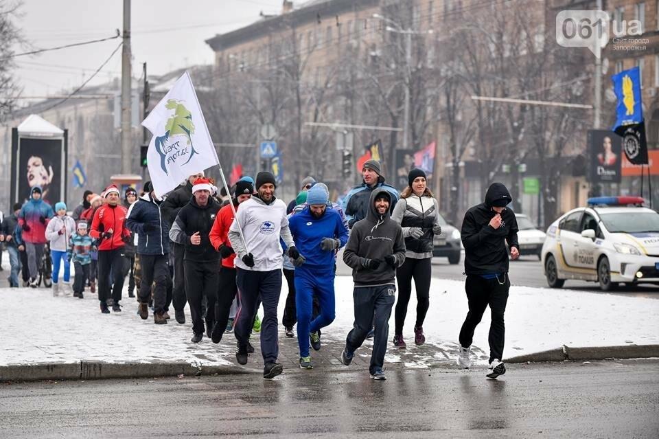 """Около 50 запорожцев приняли участие в """"трезвой пробежке"""", - ФОТОРЕПОРТАЖ, фото-7"""