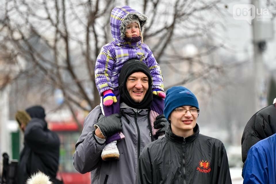 """Около 50 запорожцев приняли участие в """"трезвой пробежке"""", - ФОТОРЕПОРТАЖ, фото-1"""