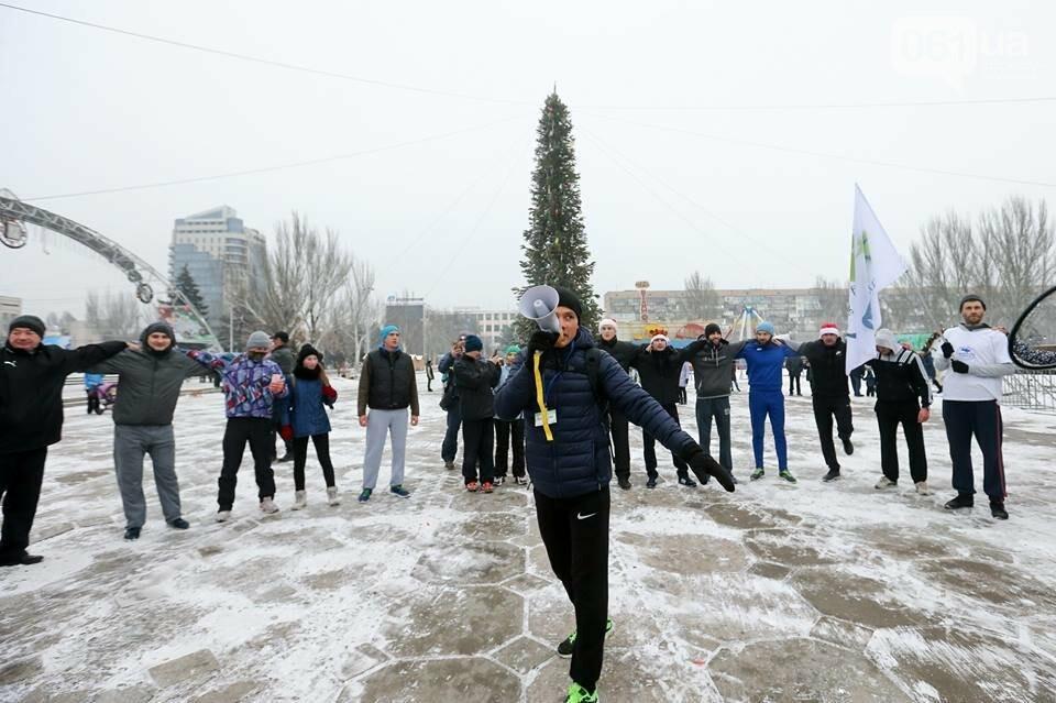 """Около 50 запорожцев приняли участие в """"трезвой пробежке"""", - ФОТОРЕПОРТАЖ, фото-15"""