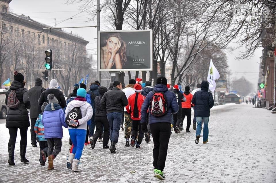 """Около 50 запорожцев приняли участие в """"трезвой пробежке"""", - ФОТОРЕПОРТАЖ, фото-6"""