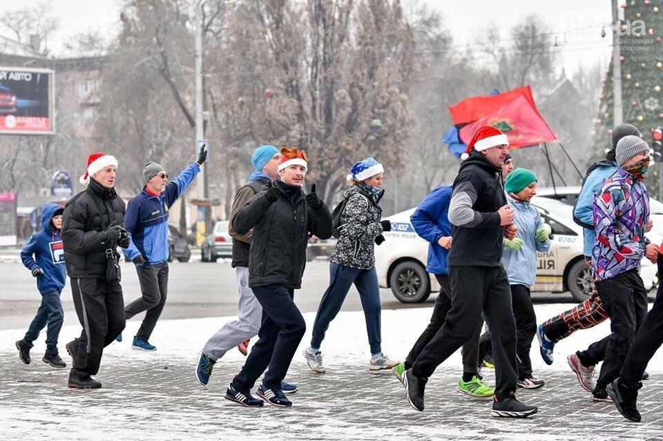 """Около 50 запорожцев приняли участие в """"трезвой пробежке"""", - ФОТОРЕПОРТАЖ, фото-9"""