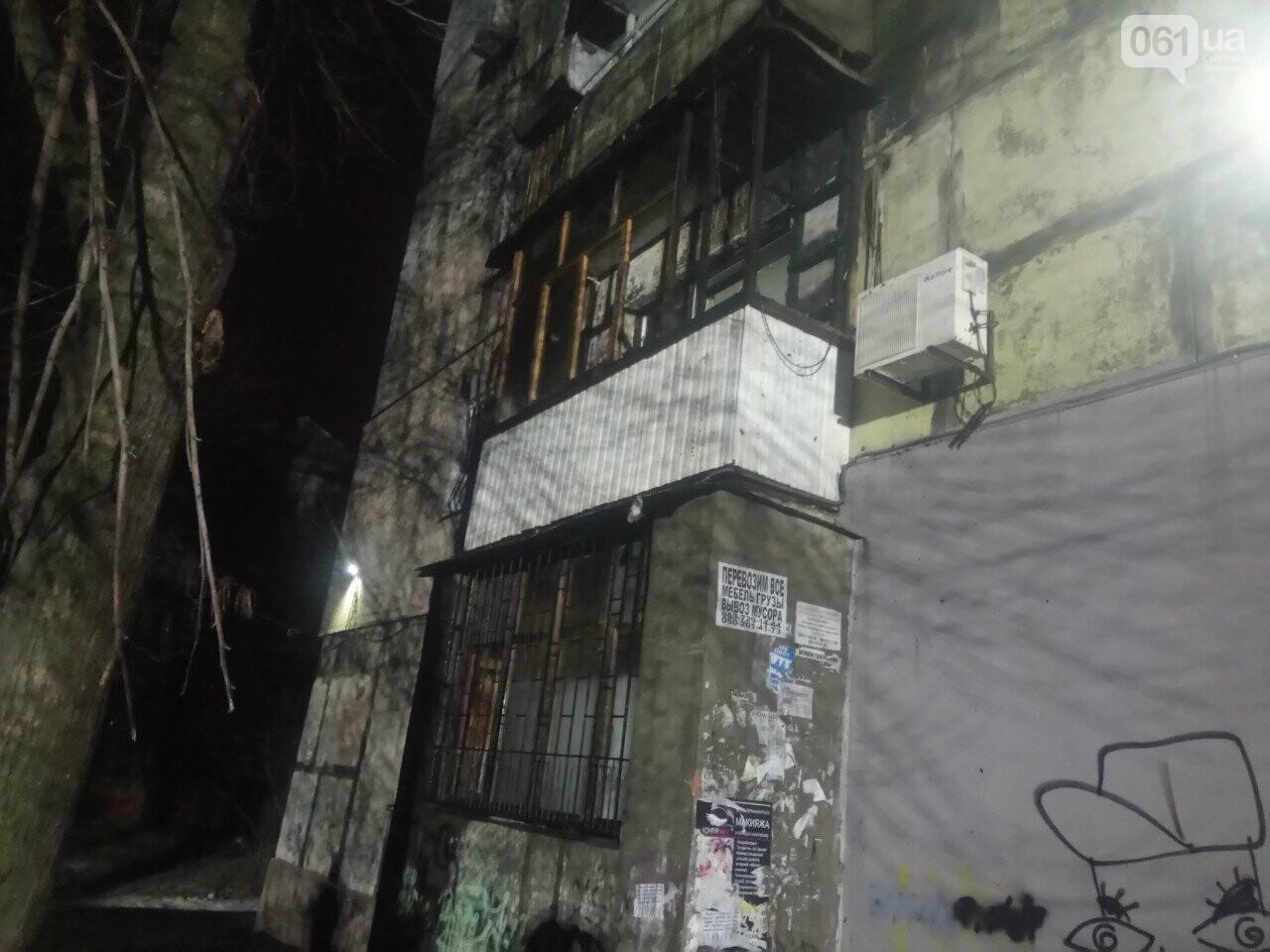 В Запорожье из-за петарды сгорела квартира, - ФОТО , фото-1
