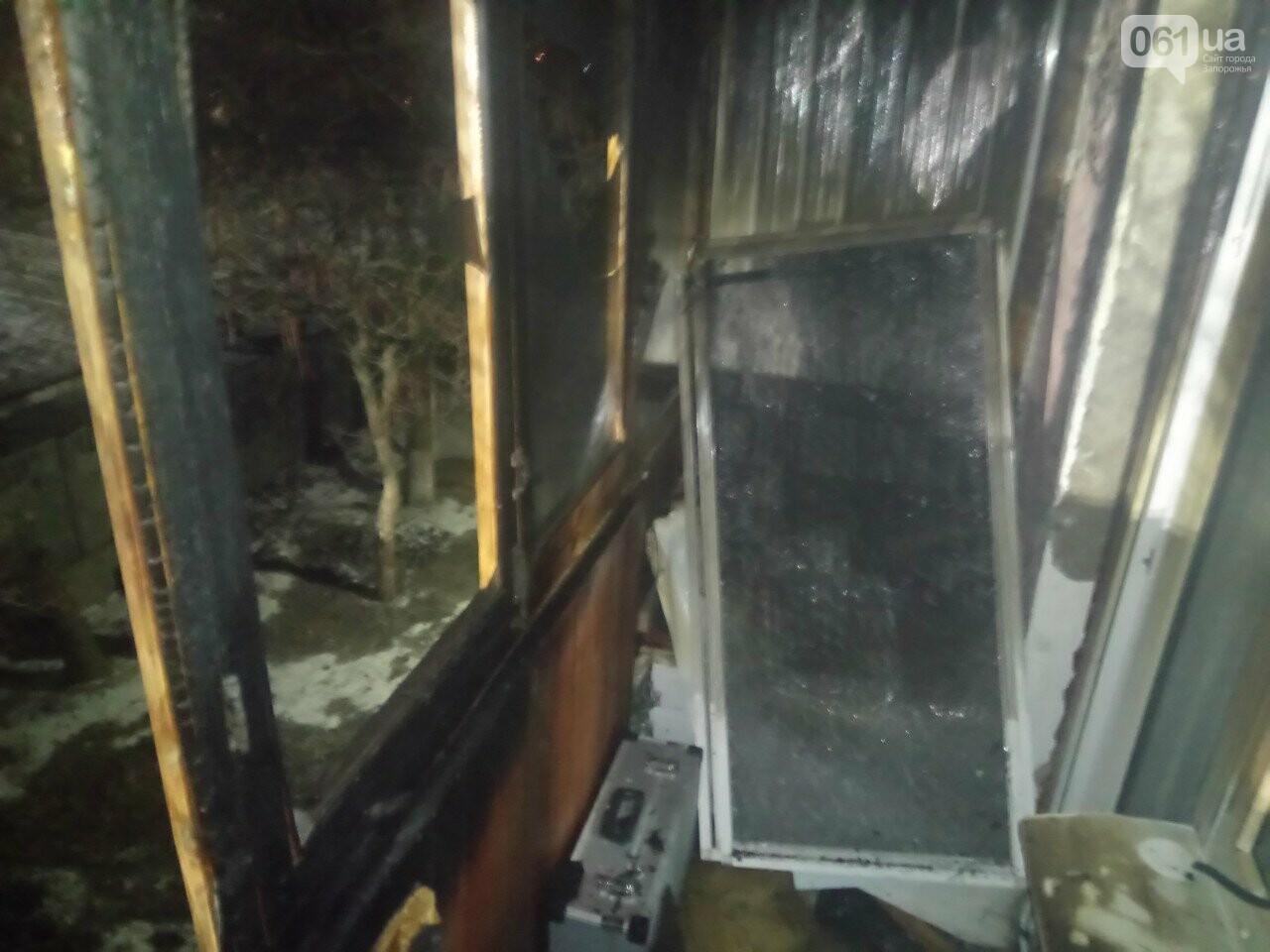 В Запорожье из-за петарды сгорела квартира, - ФОТО , фото-2