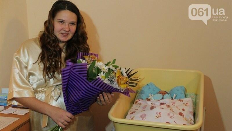 В Запорожье 1 января родились четыре мальчика и девочка, - ФОТО, фото-2