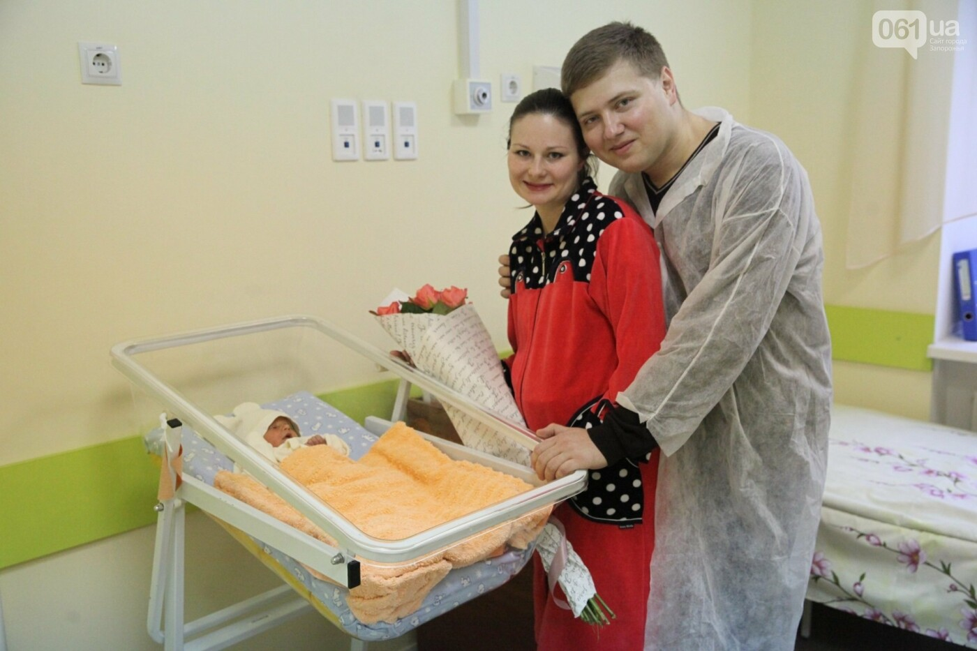 В Запорожье 1 января родились четыре мальчика и девочка, - ФОТО, фото-3