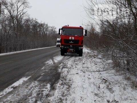 Под Мелитополем перевернулся микроавтобус - есть пострадавшие, - ФОТО, фото-1