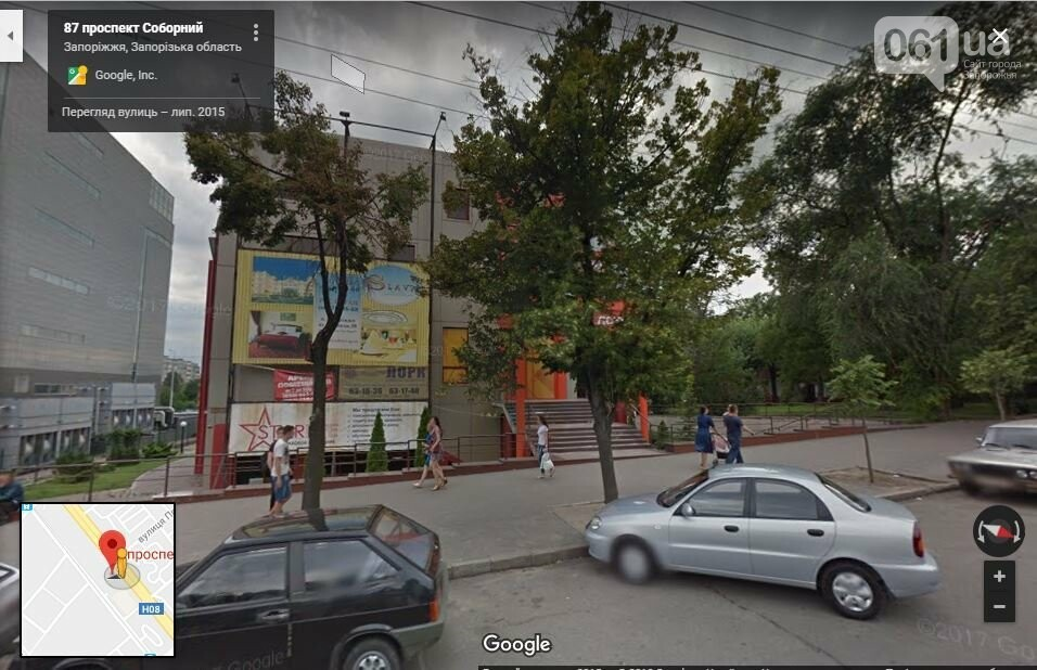 """В Запорожье """"Dodo Pizza"""" собирались построить недалеко от Малого рынка, - ФОТО, фото-3"""