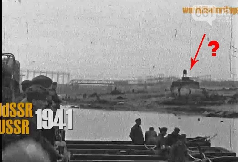 Заводы, взорванная плотина, проспект и горожане: оккупационное Запорожье глазами немецкого солдата, - ВИДЕО, фото-1