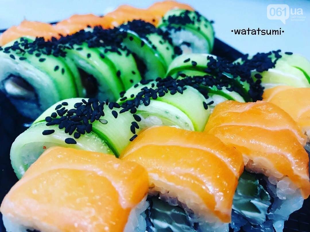 Служба доставки еды в Запорожье «WATATSUMI»: zp.watatsumi.com.ua, фото-2