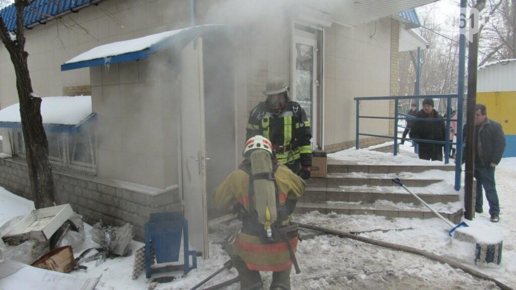 На Кичкасе тушили пожар в магазине, - ФОТО, фото-1