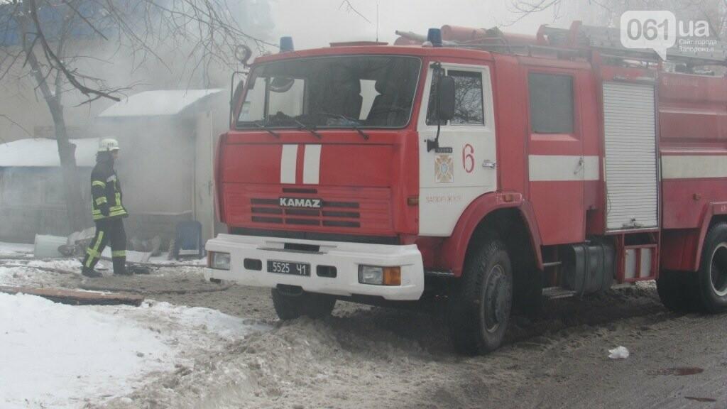 На Кичкасе тушили пожар в магазине, - ФОТО, фото-2