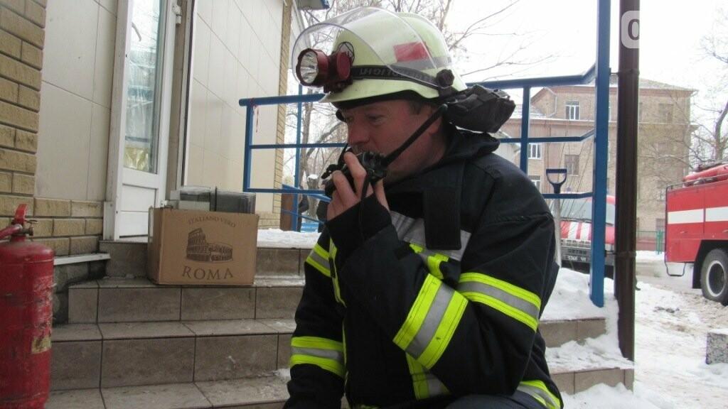 На Кичкасе тушили пожар в магазине, - ФОТО, фото-3