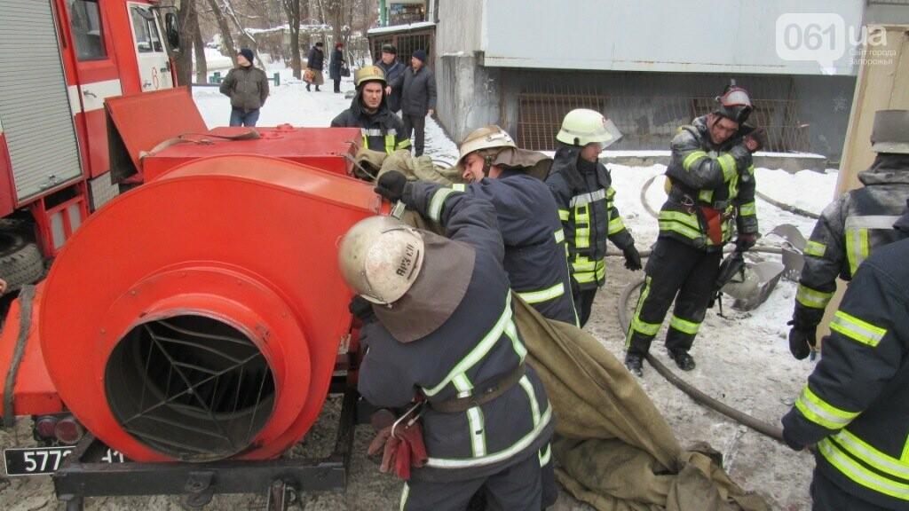 На Кичкасе тушили пожар в магазине, - ФОТО, фото-5