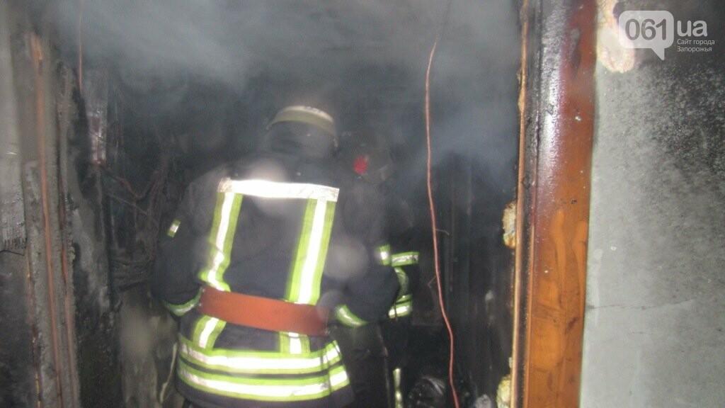 На Кичкасе тушили пожар в магазине, - ФОТО, фото-6