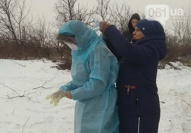 В Запорожской области волк искусал троих людей: они госпитализированы, - ФОТО, фото-3