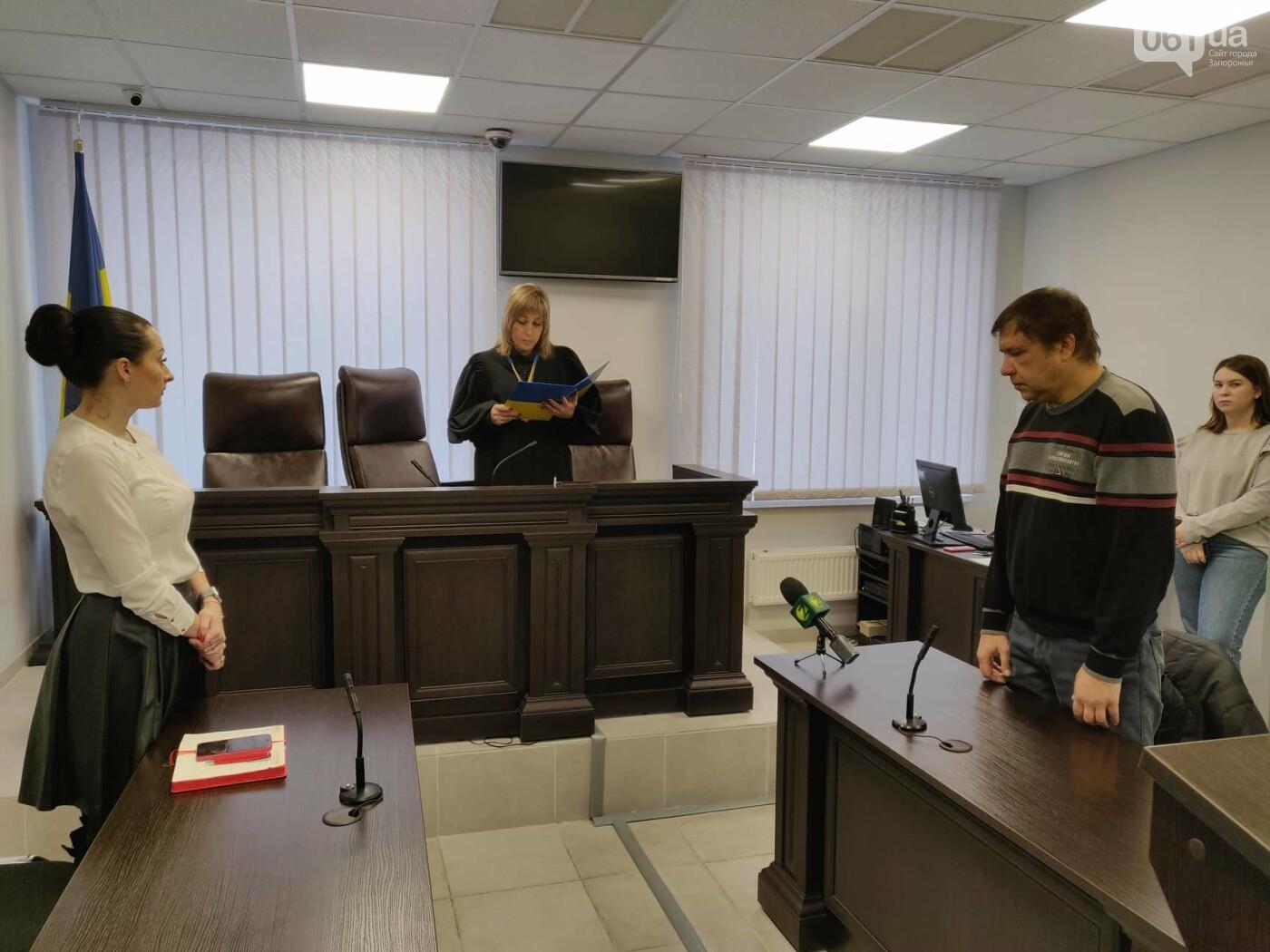 Мужчину, кинувшего петарду в людей на ЛГБТ-акции в Запорожье, суд оштрафовал на 17 тысяч, фото-1