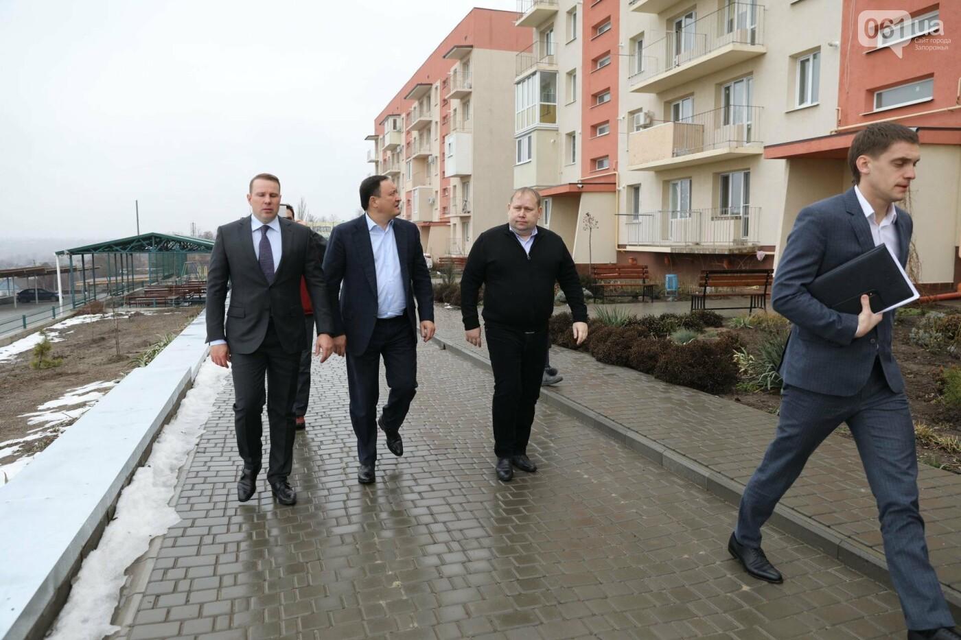 В Мелитополе сиротам передали 8 квартир за 3,5 миллиона, - ФОТО, фото-5