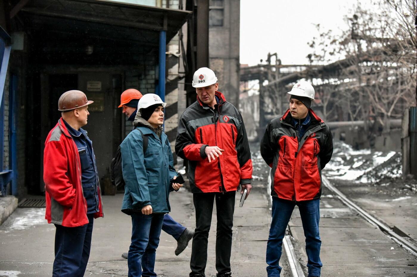 Как руду превращают в ферросплавы: экскурсия на производство, – ФОТОРЕПОРТАЖ, фото-15