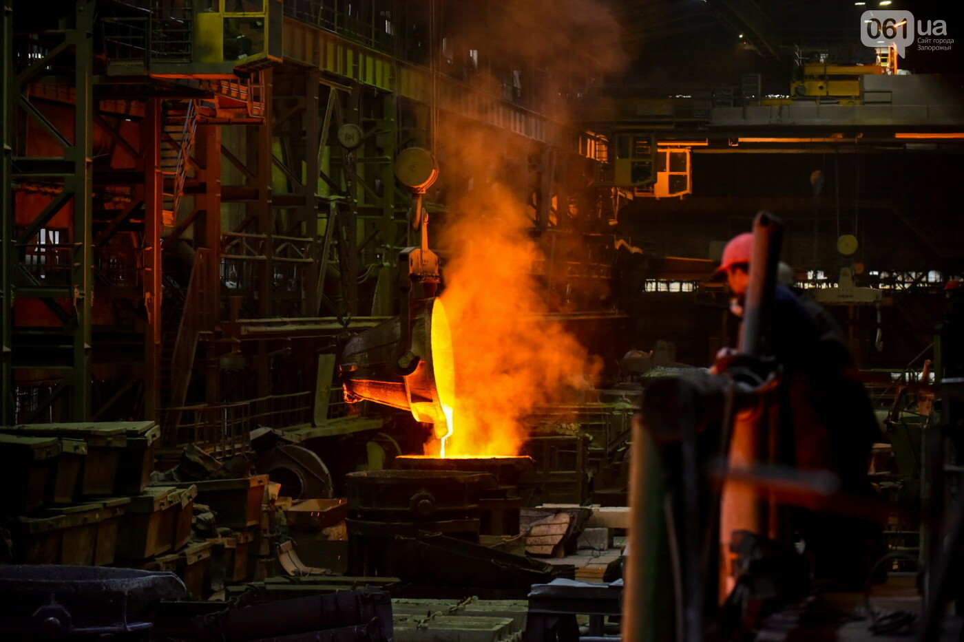 Как руду превращают в ферросплавы: экскурсия на производство, – ФОТОРЕПОРТАЖ, фото-45