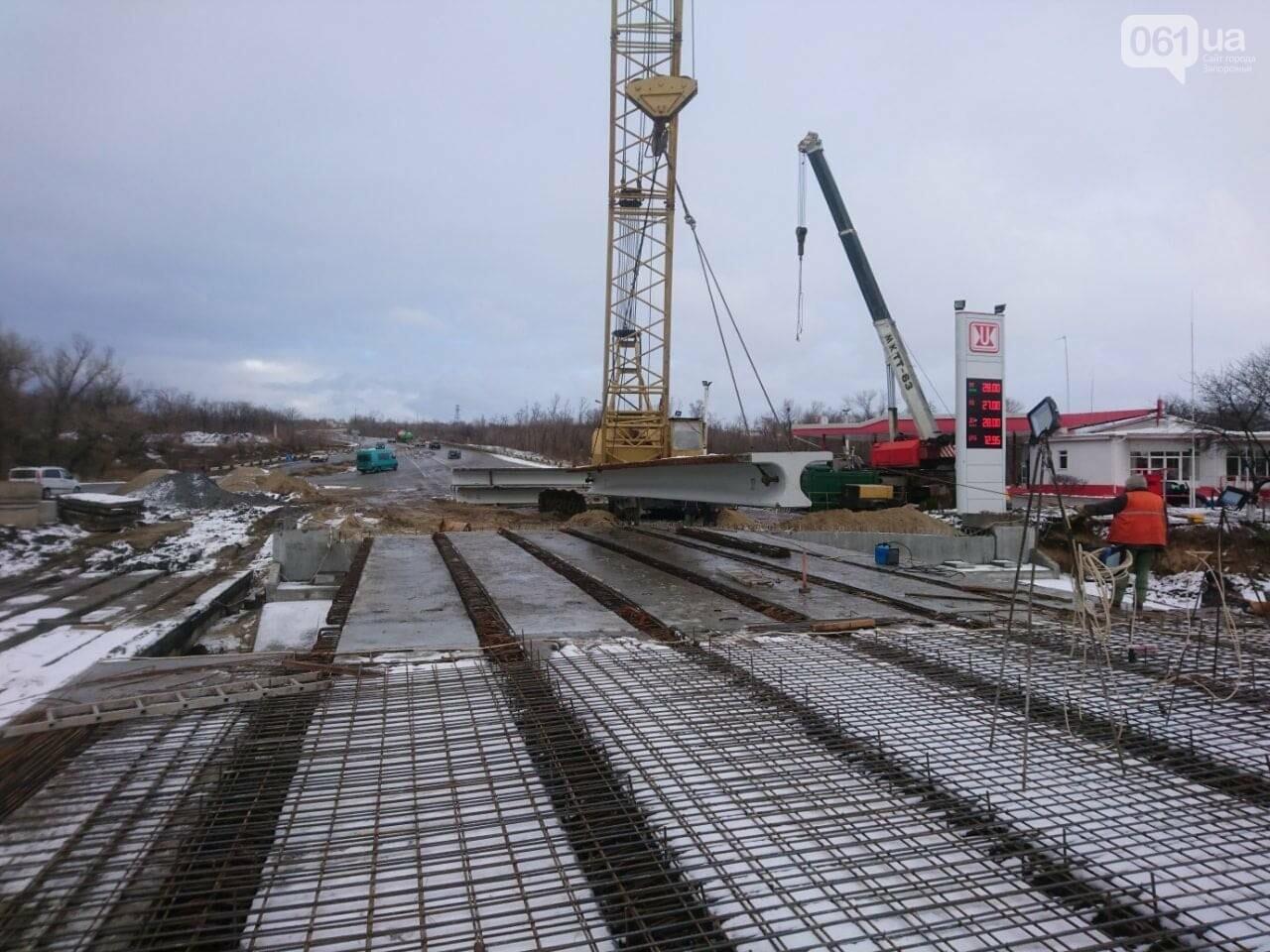 Реконструкция моста под Степногорском: строительно-монтажные работы завершены, - ФОТО , фото-1
