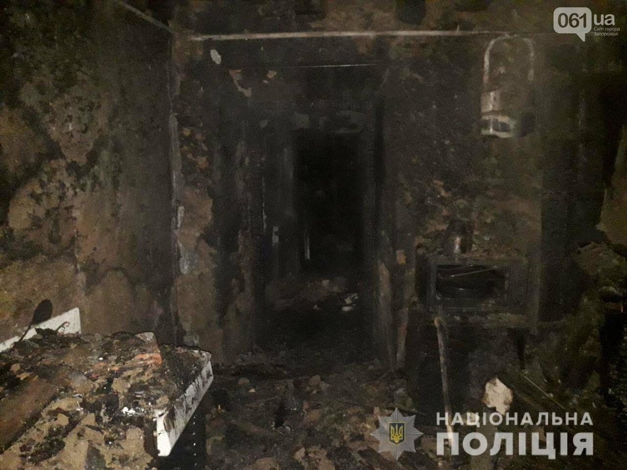 Трагедия под Запорожьем. При пожаре погибли двое детей: их мать повесилась, пока тушили огонь, фото-2