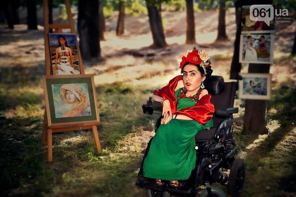 """Марианна с инвалидностью, которую не взяли на TV: """"Лет до 14 мне вообще было пофиг, что я не хожу"""", фото-5"""