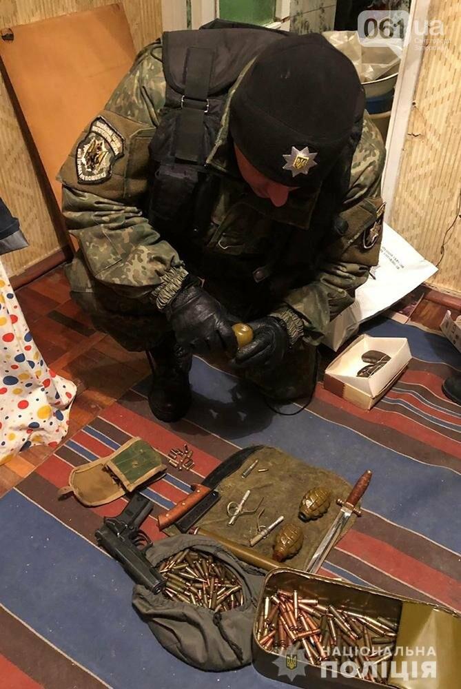 У жителя Шевченковского района изъяли арсенал оружия, - ФОТО, ВИДЕО, фото-2
